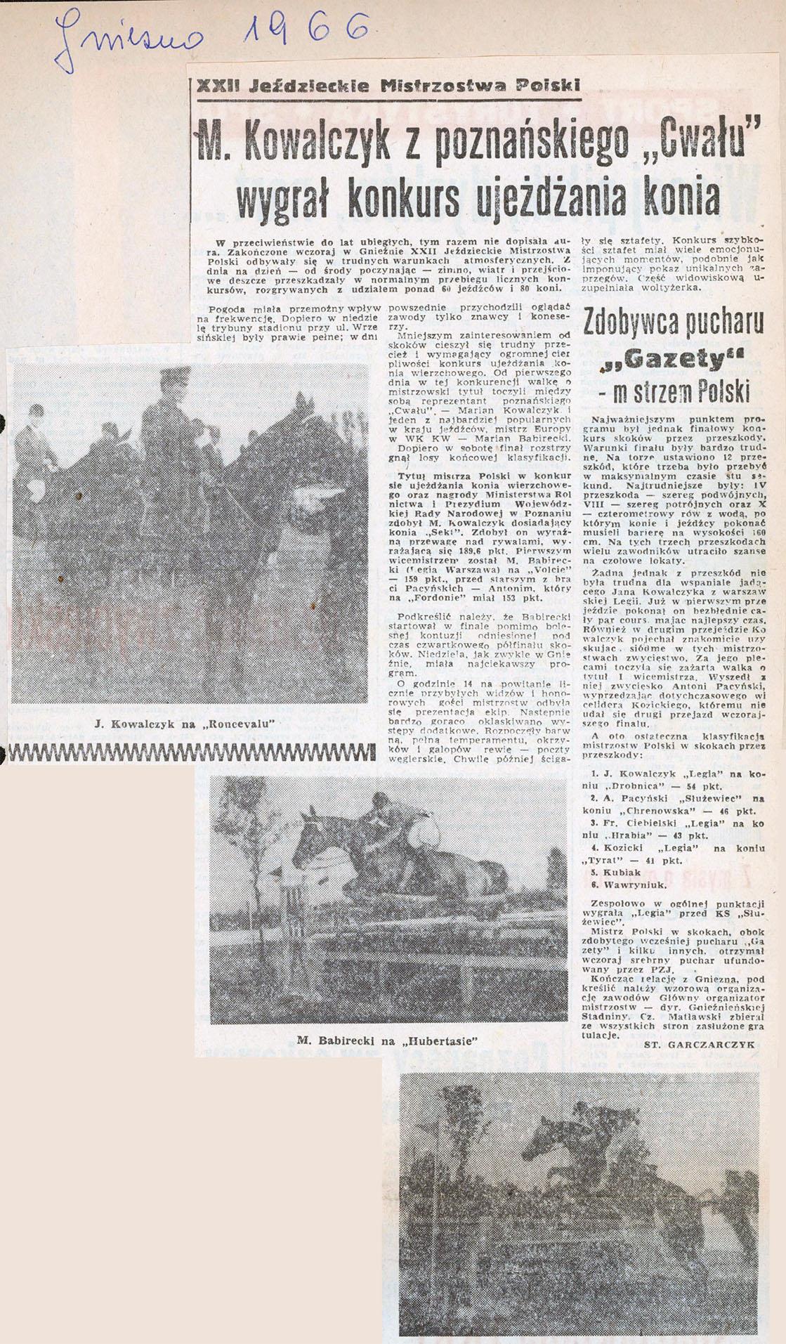 1966.06 - GAZETA GNIEZNO