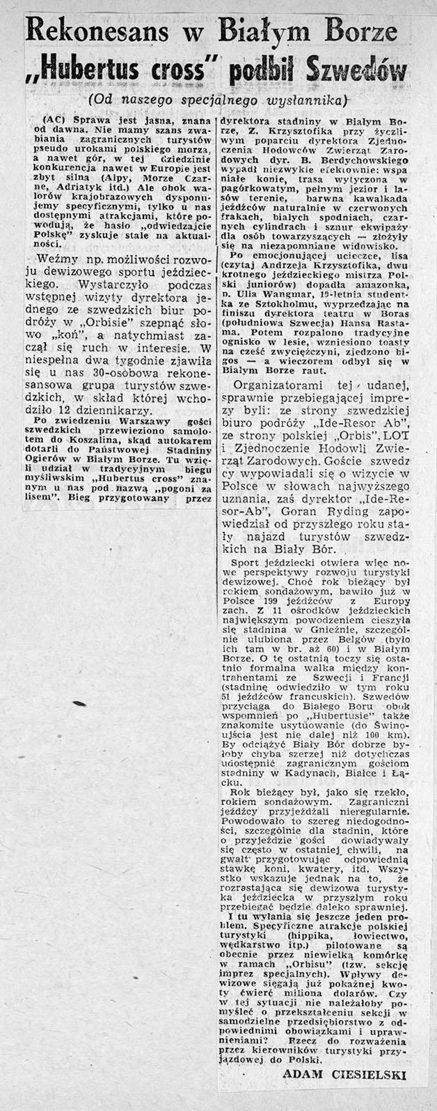 1966.06.13,14 - ŻYCIE WARSZAWY
