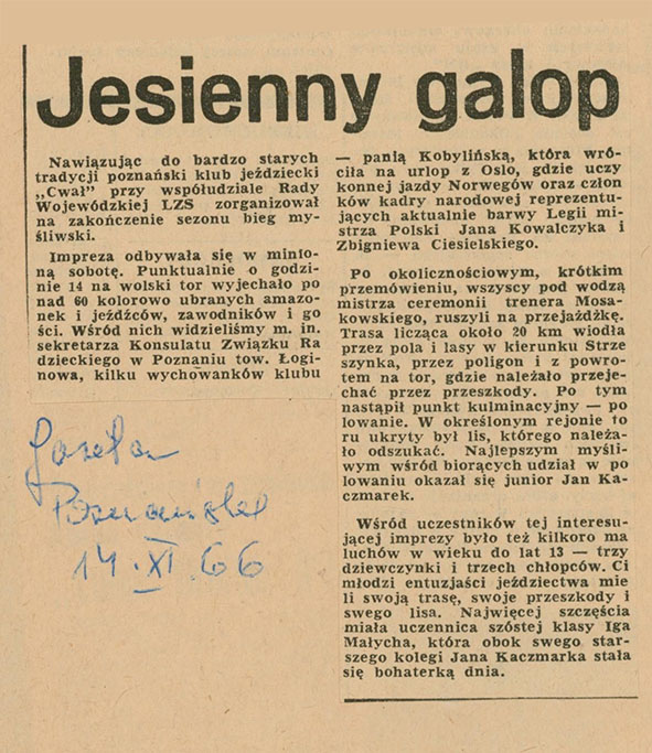 1966.06.14 - GAZETA POZNAŃSKA
