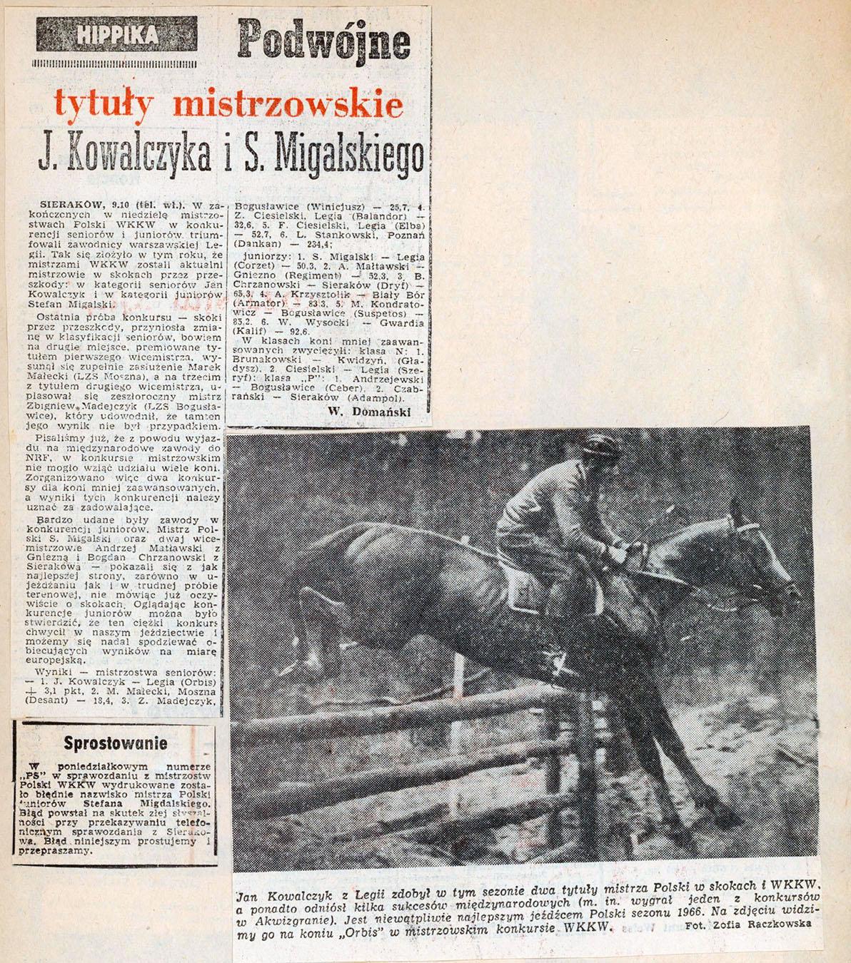 1966.10 - PRZEGLĄD SPORTOWY