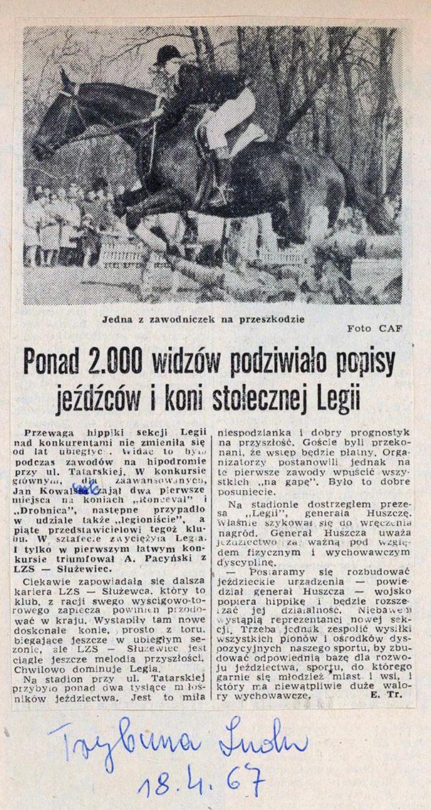 1967.04.18 - TRYBUNA LUDOWA