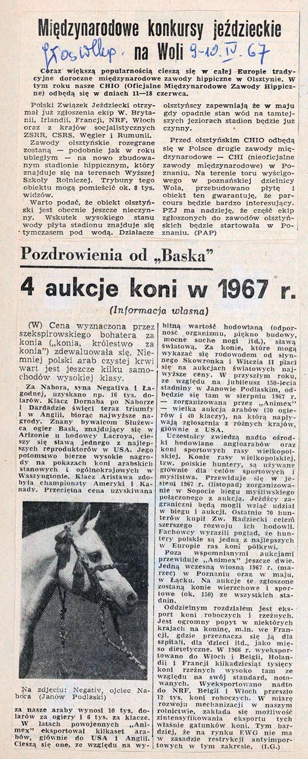 1967.4.09,10 - GŁOS WIELKOPOLSKI