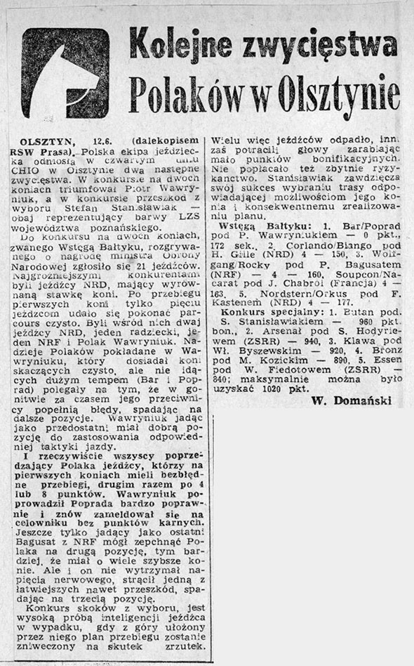 1969.06.14 - PRZEGLĄD SPORTOWY